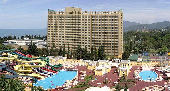 Отель Волна Адлер официальный сайт
